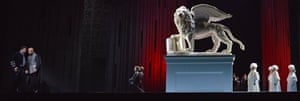 The Royal Opera's Production of Verdi's Otello