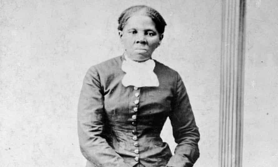 Harriet Tubman between 1860 and 1875.
