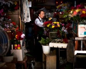 Mr. Wong by An Rong Xu, 2011
