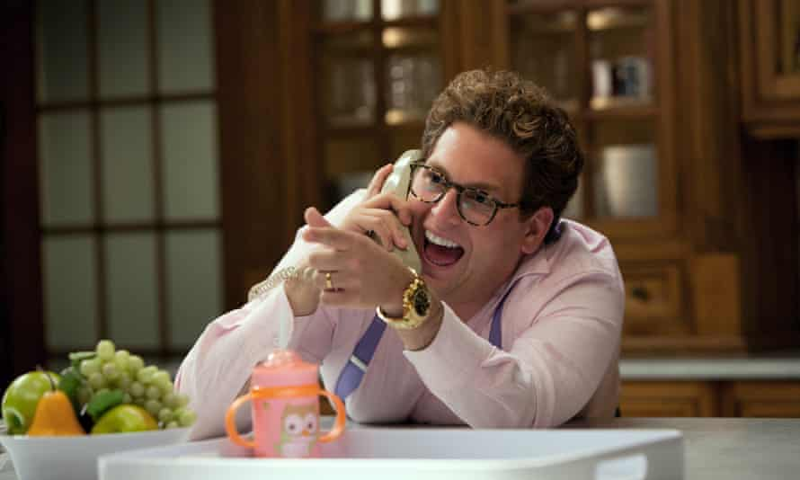 'All actors get typecast. But I didn't want to get stuck': as Donnie Azoff in 2013's the Wolf of Wall Street.