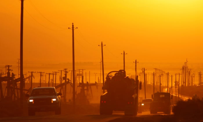 Breathless in Bakersfield: is the worst air pollution in the US
