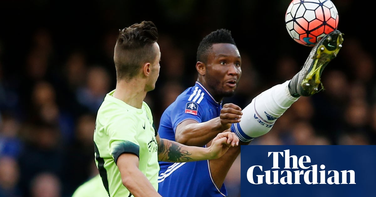 Guus Hiddink Has Changed Atmosphere Of Chelsea Dressing Room Says Mikel