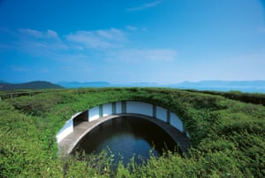 Benesse House Oval, Naoshima, 1995.