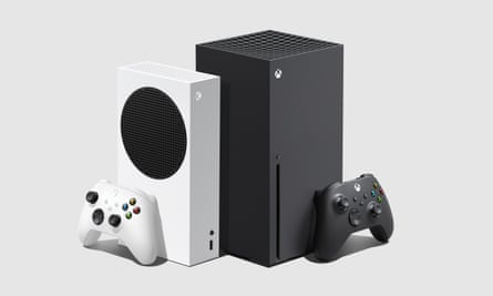 Xbox Series S and Series X (which is not the Xbox One X as some buyers think).