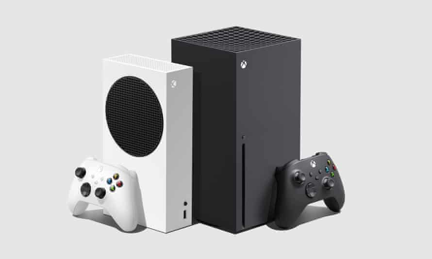 Xbox Series S and Series X