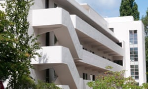 The Isokon building in Hampstead, London, a refuge for Bauhaus founder Walter Gropius.