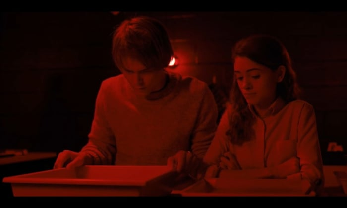 In the dark: why the Stranger Things 'red room' is confusing