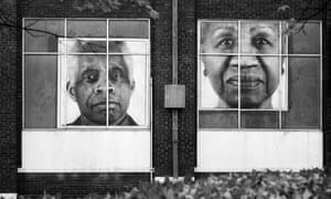 Rev Mack Simmons and Mary Ann Wilson Smith, members of the 1960s Atlanta Student Movementand featured in Sheila Pree Bright's 1960 Who project.