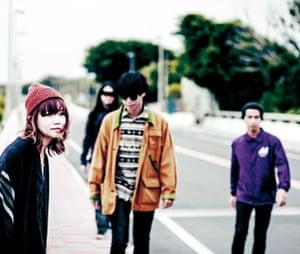 Taiwan band U.TA