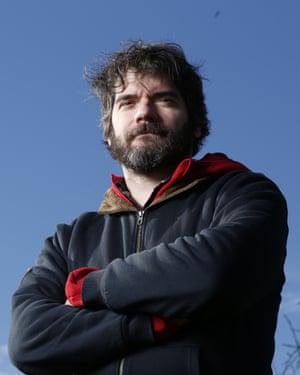 Director Felipe Bustos Sierra.