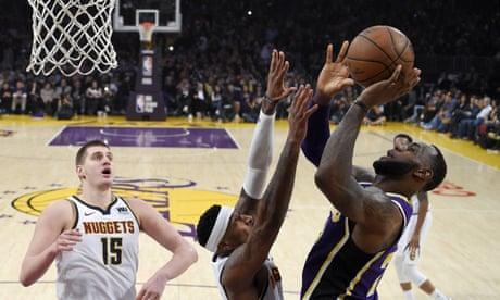 4d7b5d335b7  It s crazy   LeBron James on surpassing Michael Jordan s career points  total – video
