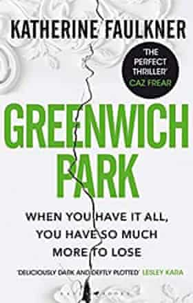 Greenwich Park by Katherine Faulkner;