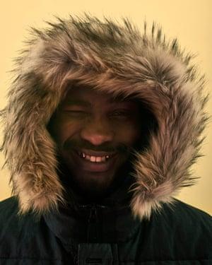 South London rapper Dave