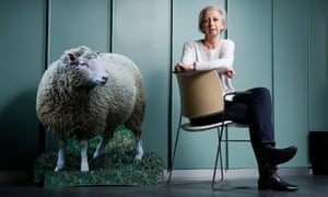 Professor Eleanor Riley, director of the Roslin Institute at the University of Edinburgh.