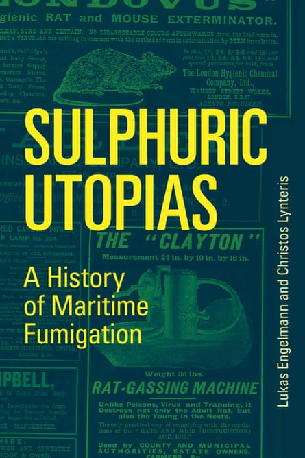 Sulphuric Utopias by Lukas Engelmann and Christos Lynteris MIT Press