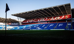 Only around 100 Swansea supporters are allowed to make their own travel arrangements for their team's Championship fixture away to Cardiff on Sunday