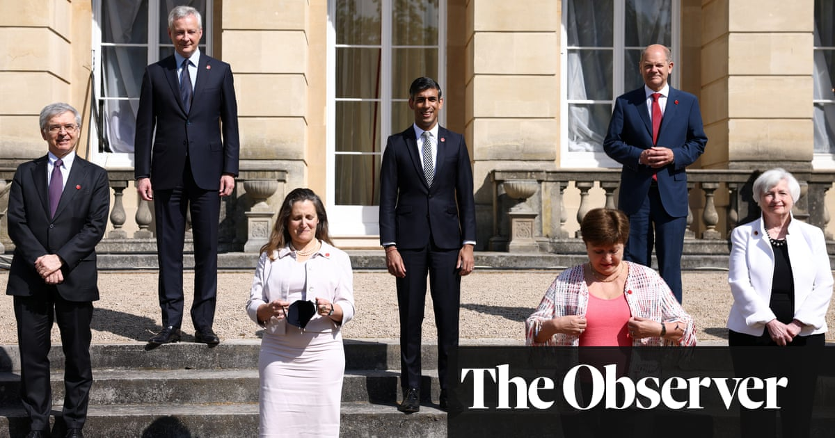 The Observer view on the G7 summit