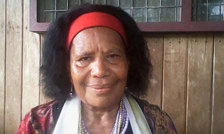 Nahau Rooney, a former Papua New Guinean minister and pioneer for women in politics, has died, aged 75.