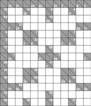 Kakuro 1579 medium