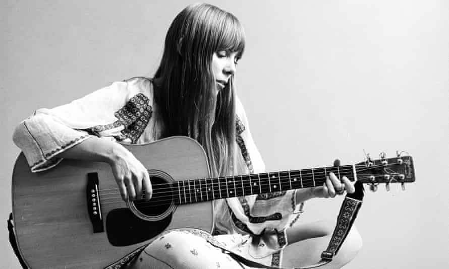 Joni Mitchell probably has as good a claim on a Nobel prize as Dylan.