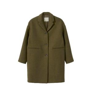 Khaki, £207, everlane.com.