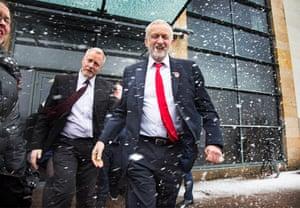Aviemore, Scotland Jeremy Corbyn