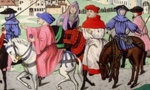 'The characters all share a down-to-earth, proto-Canterbury Tales worldview.'