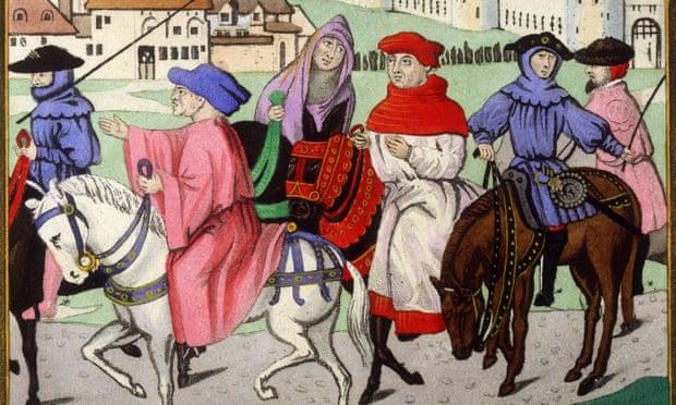 Canterbury Pilgrims