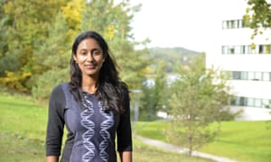 Prof Hiranya Peiris, who is based at the Oskar Klein Centre in Stockholm and UCL.