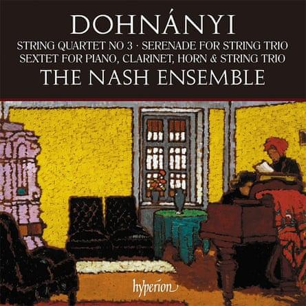 dohnanyi nash ensemble cd cover