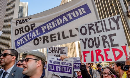 bill oreilly protest