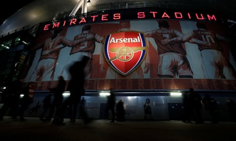 Arsenal v Chelsea: Premier League – live!