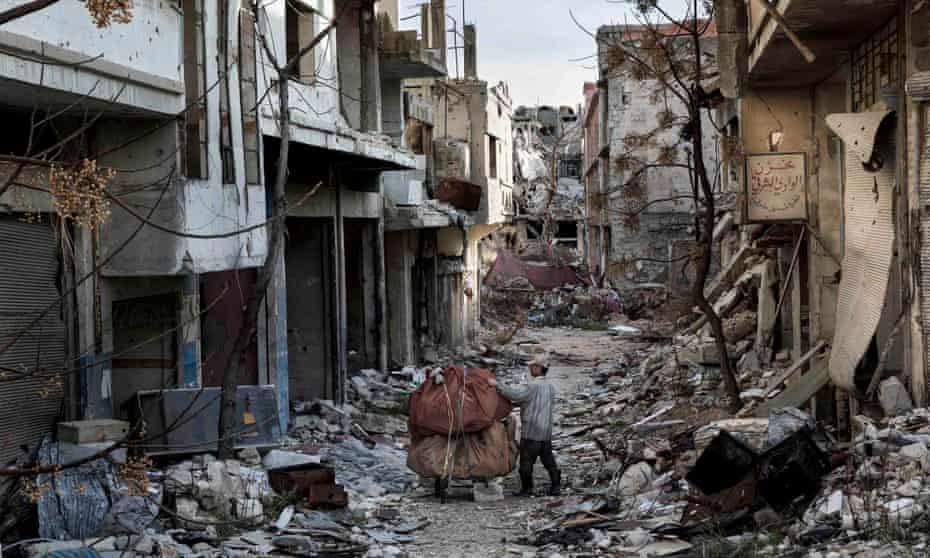 Homs in Syria