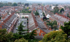 Houses in Loughborough, Leicestershire