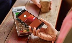 Android Pay HSBC