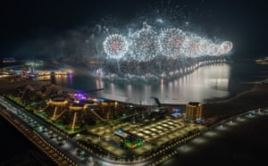 The Ras al Khaimah celebrations in the UAE's northernmost emirate