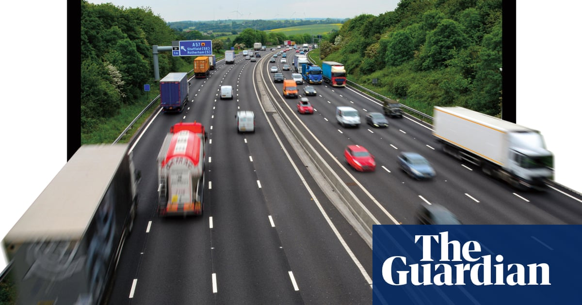 'If there'd been a hard shoulder, I'd still have my mum': are smart motorways safe?