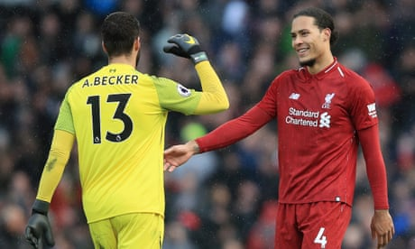 Jürgen Klopp praises Liverpool for 'sensational result' against Fulham