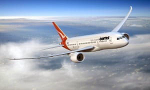 Direct Qantas flights between London and Perth will take 17 hours.