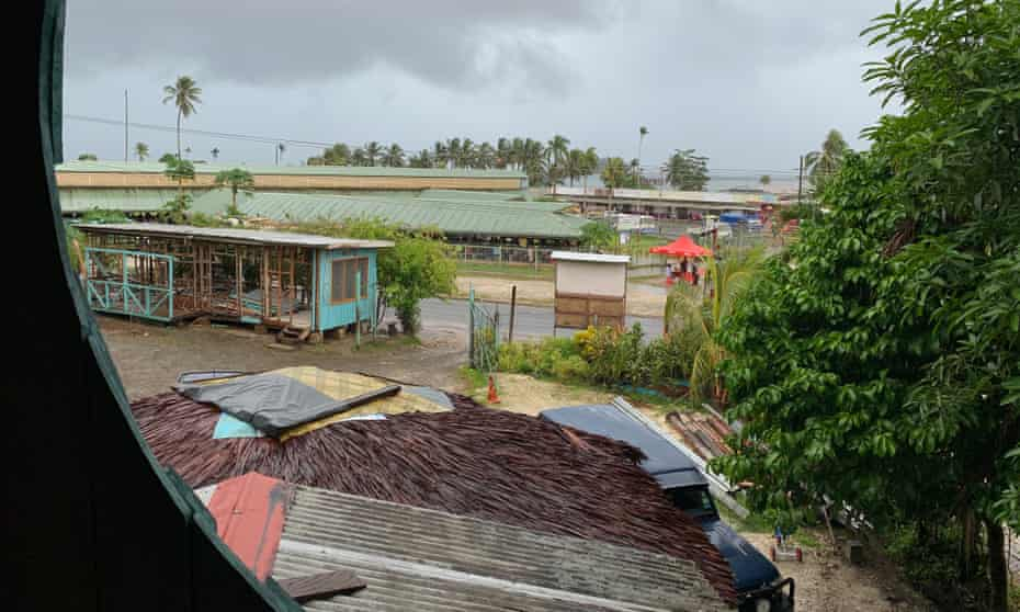 Lorengau, the sleepy main town of Papua New Guinea's Manus province, was upended in ???? when Australia established a detention centre there.