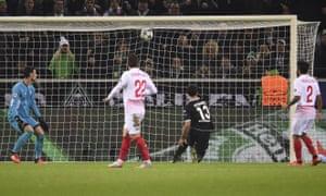 Borussia Mönchengladbach's Lars Stindl