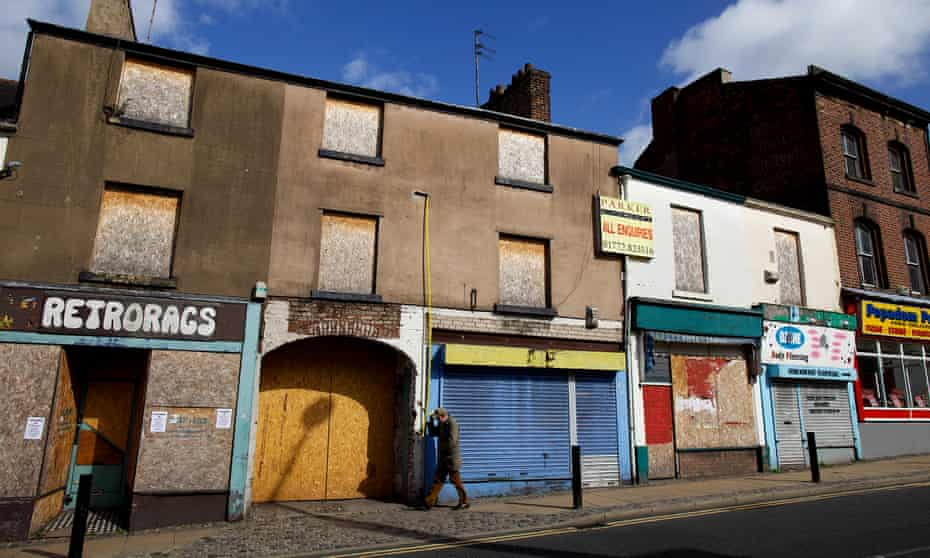 Preston has struggled with austerity and entrenched inequality.