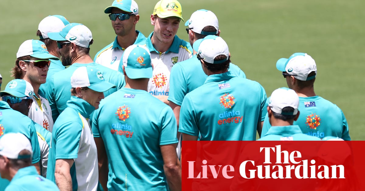 Australia v India: third one-day international – live! - the guardian