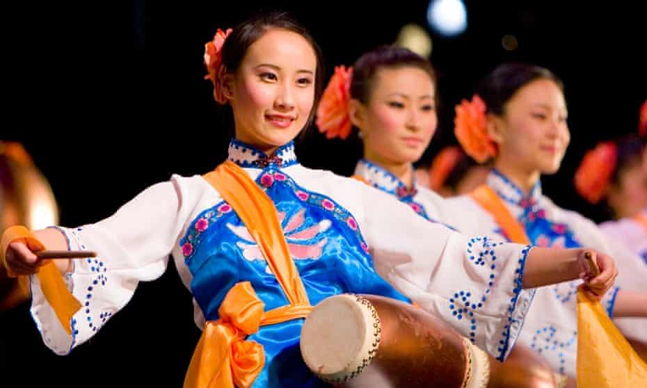 a Shen Yun performance
