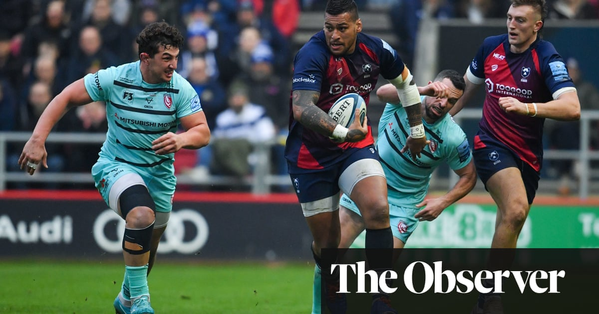 Nathan Hughes inspires convincing Bristol win over Gloucester