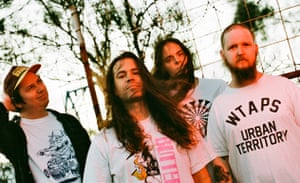 Violent Soho dial it back on their new song.