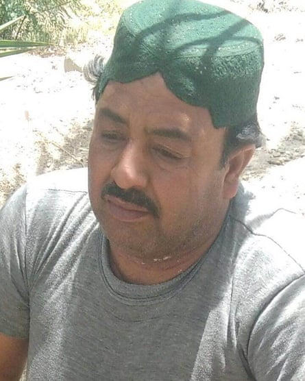 Mohammad Azam, the taxi driver killed in US drone strike on Mullah Mansoor.