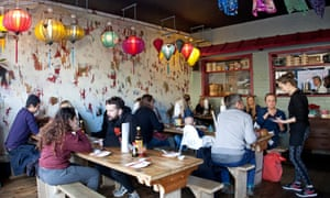 My Neighbours The Dumplings: 'It doesn't pretend to traditionalism.'