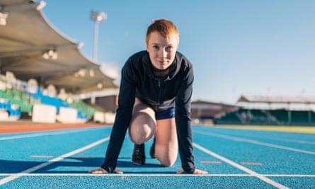 Lauren Hendry's Tetra-Decathlon.