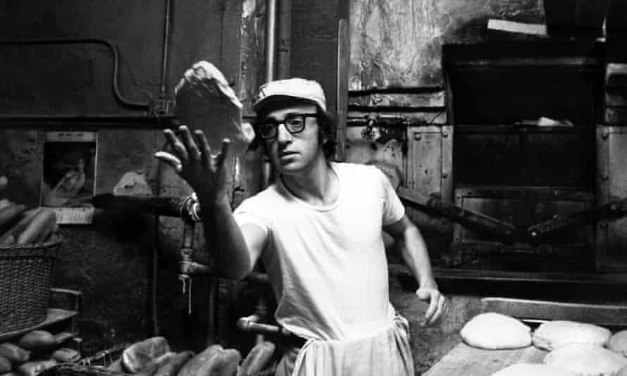 Woody Allen in Play it Again, Sam.